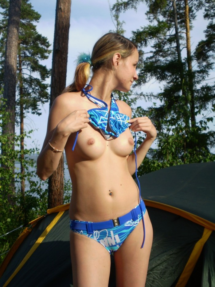 Perfect russian boobs at camping.jpg