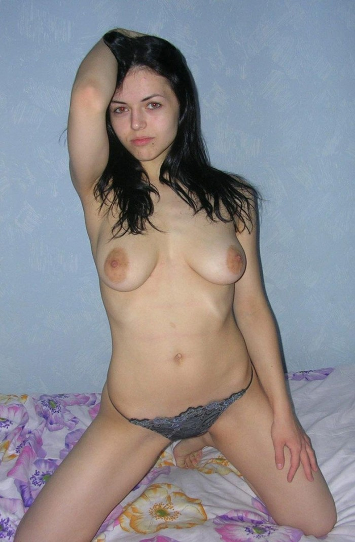 Russian brunette at home.jpg