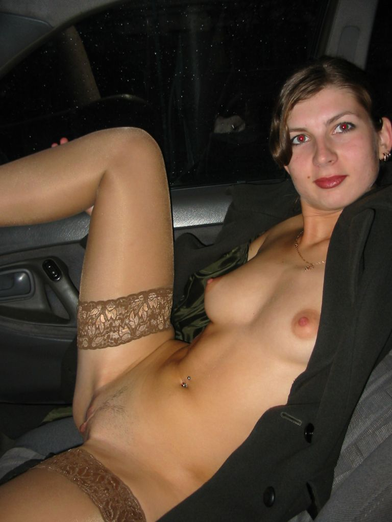 For hot naked car girl have