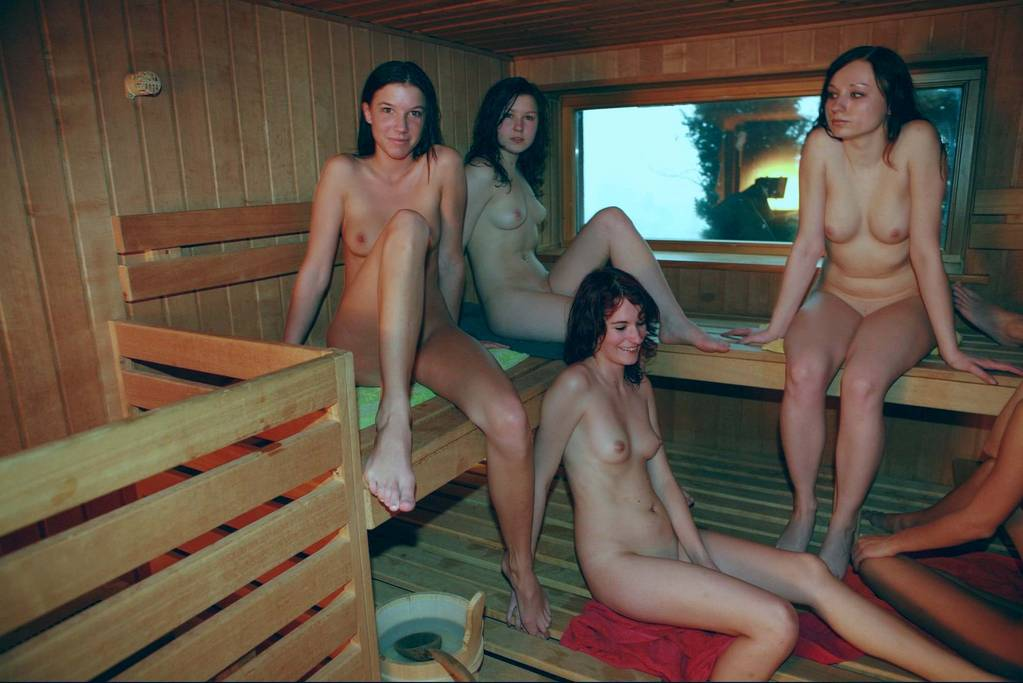 Think, Naked finnish girls in sauna useful message