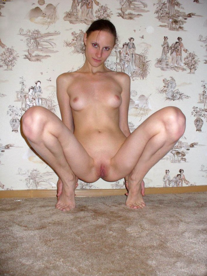Sexy girl at home much regret