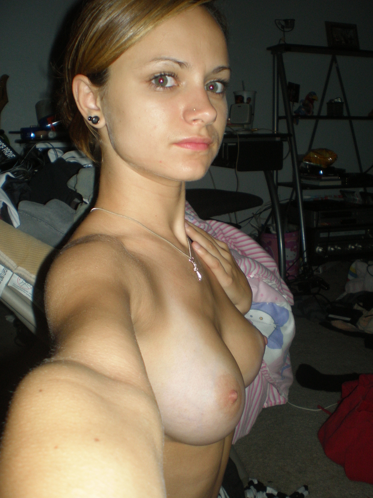 fresh fucked girls self shots