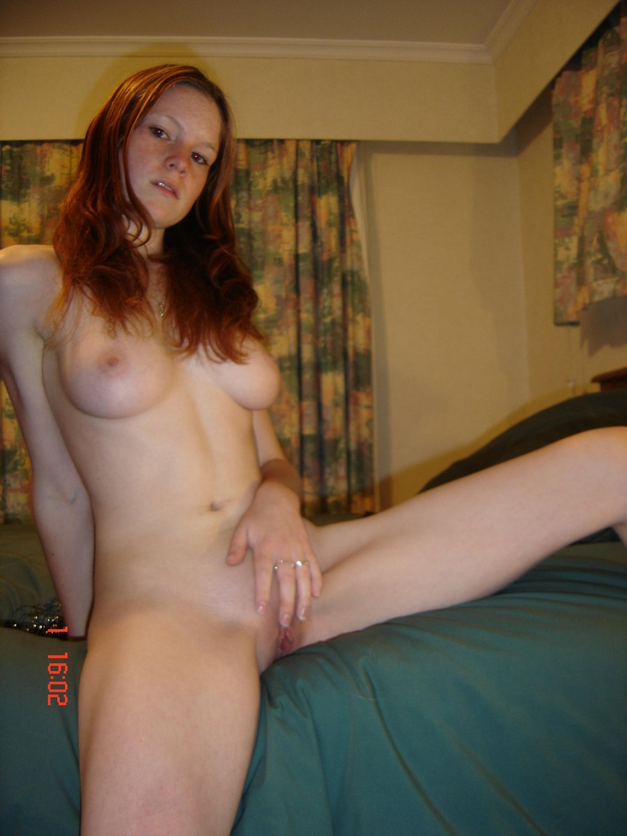 Beautyful Redhead Teen  Russian Sexy Girls-9373