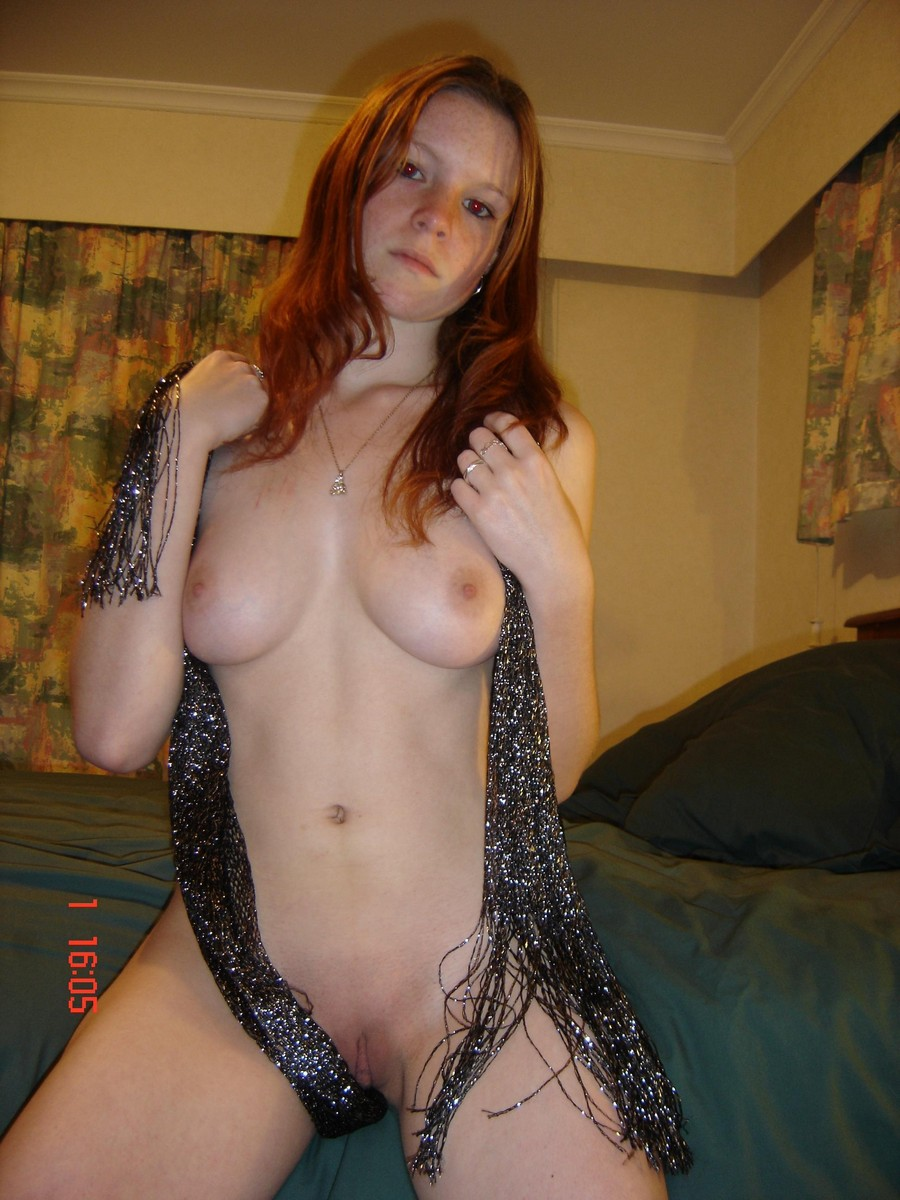 Beautyful Redhead Teen  Russian Sexy Girls-6930