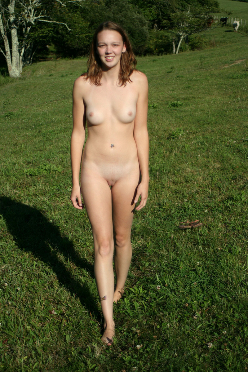 Teen nude dare-3217
