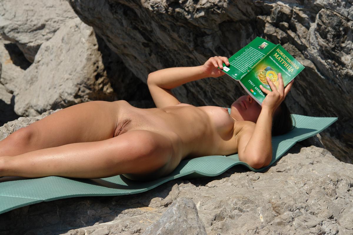 Рассказ голышом на море, Эротический рассказ - Приключение на море 24 фотография
