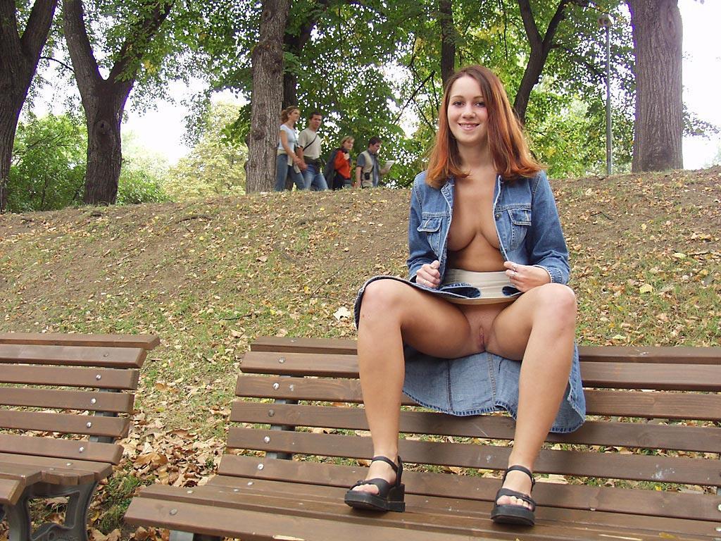 Nude In Public  Russian Sexy Girls-4246