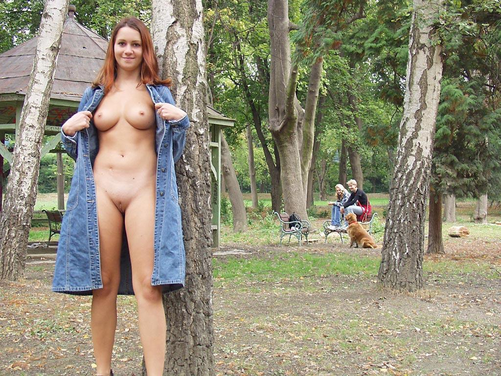 Nude In Public  Russian Sexy Girls-6421