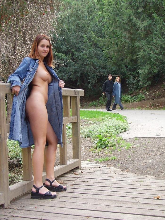 Nude In Public  Russian Sexy Girls-2910