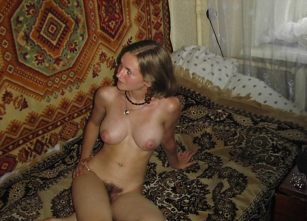 Hot nude full bush large boobs agree