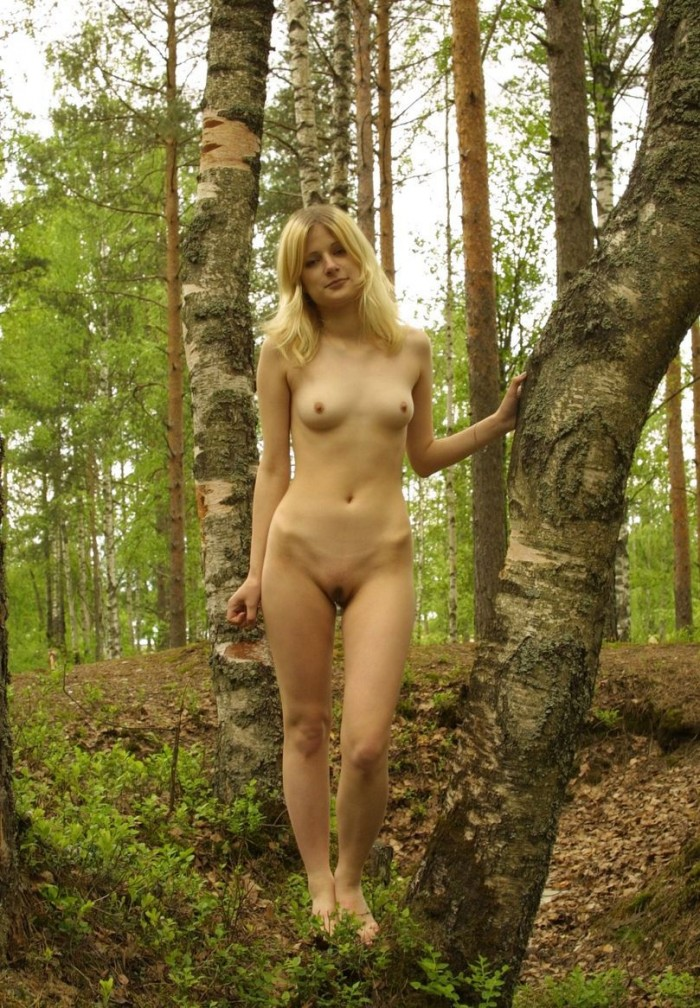 from Isaiah sexy nude girls in forest