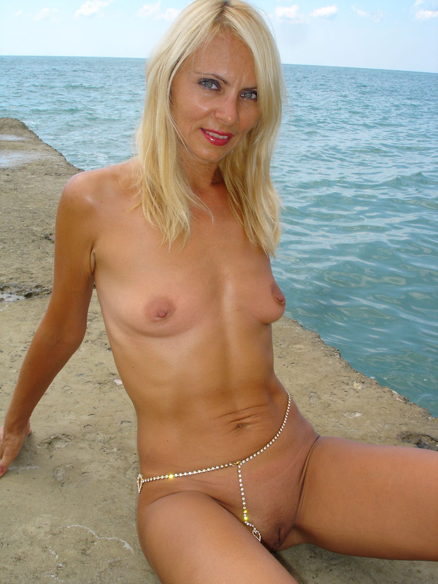Sexy Sporty Milf Outdoors  Russian Sexy Girls-1774