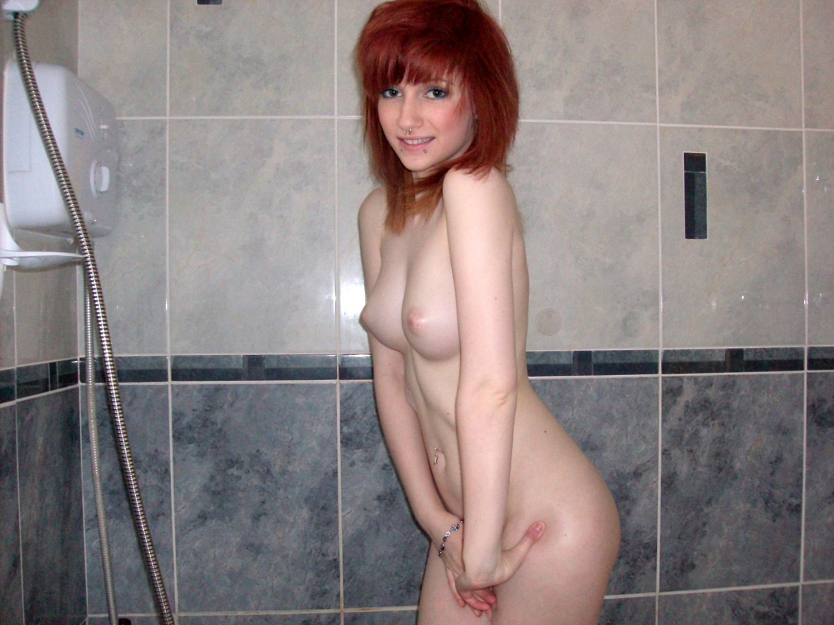 Redhead Teen In The Bath  Russian Sexy Girls-6059