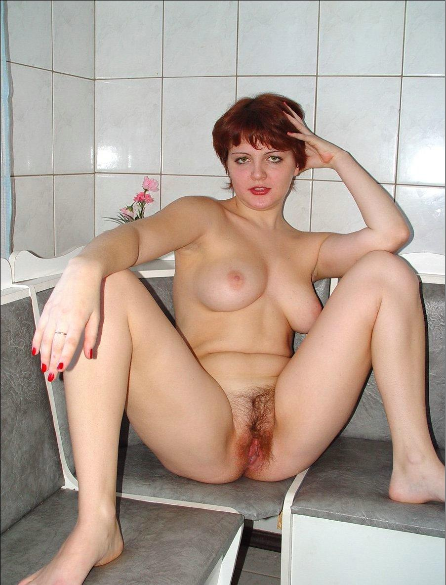 Amateur redhead milf posing nude charming answer