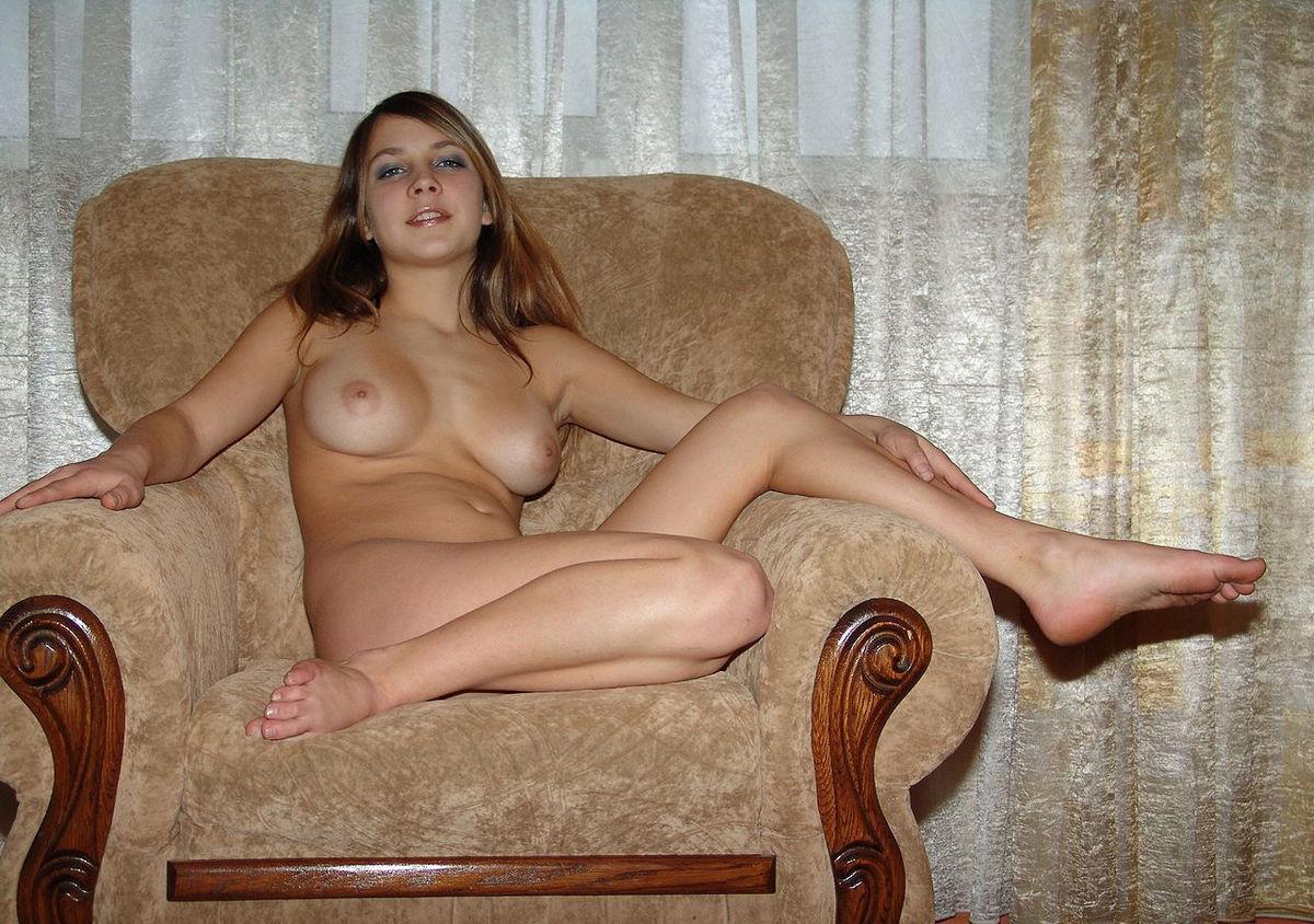 Very Beautiful Teen Has Ideal Big Boobs  Russian Sexy Girls-5457
