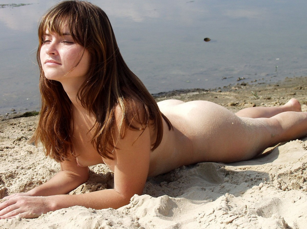 Nude beach young girls