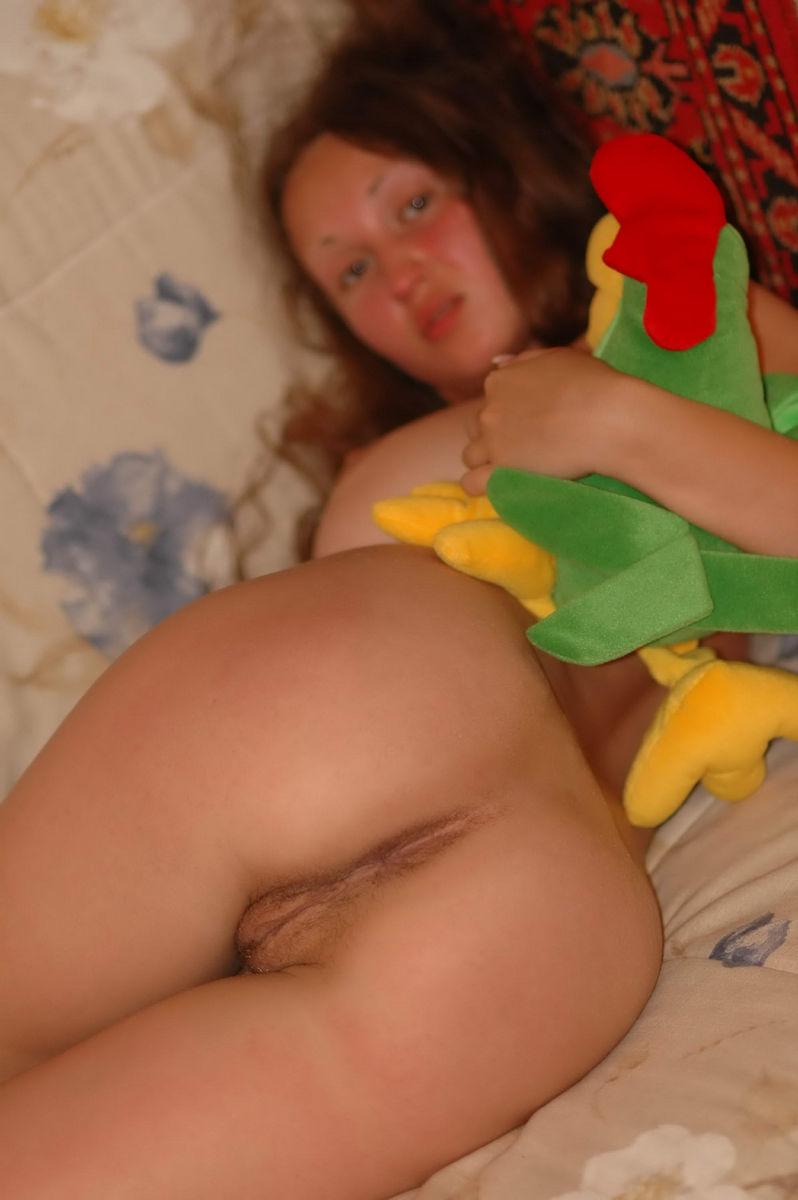 Girl with big tits fucking