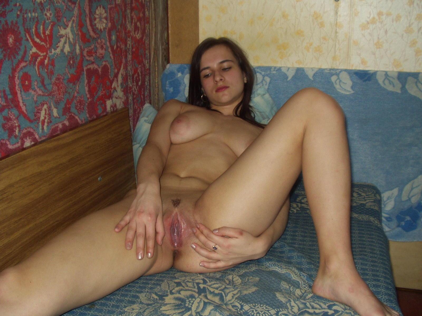 Частные порно фото русских девок