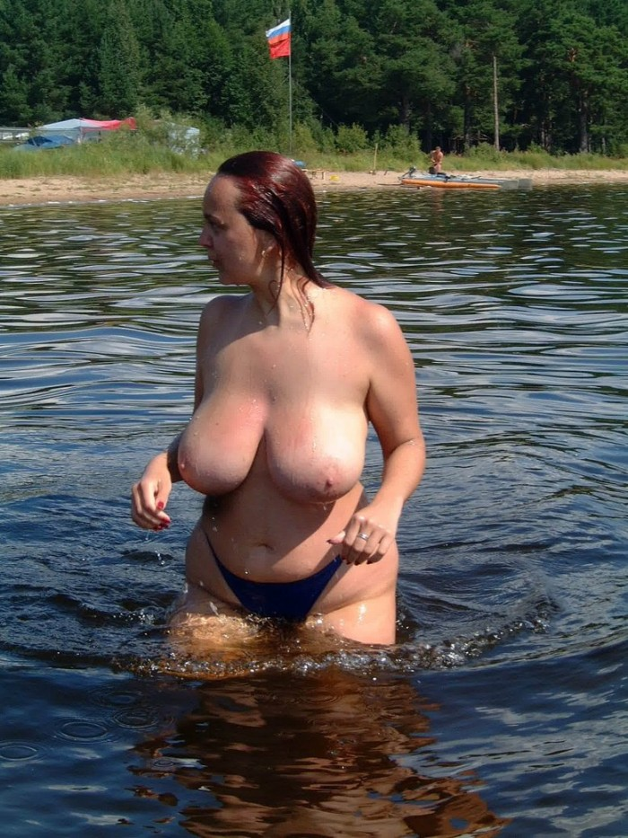 Russian girl with realy big boobs outdoors.jpg