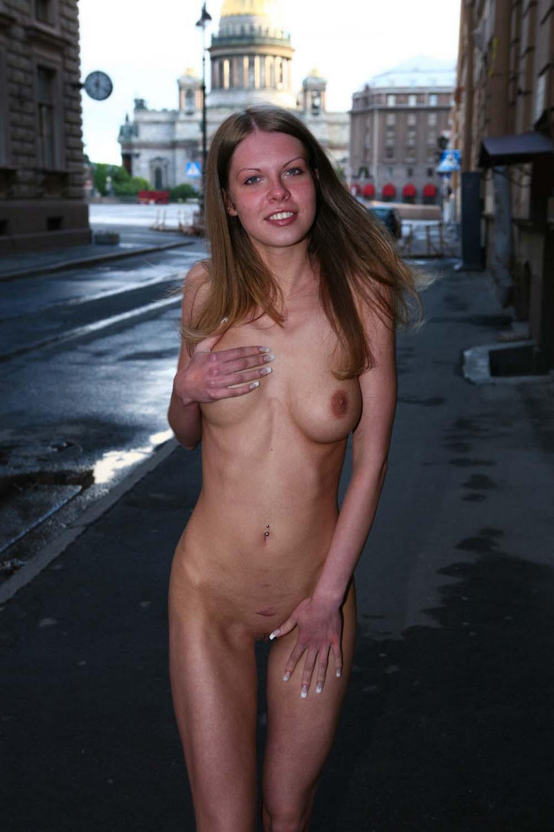 Can Street girl boobs topic