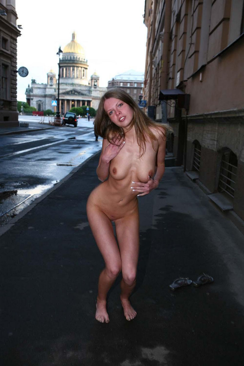 big boobs nude public