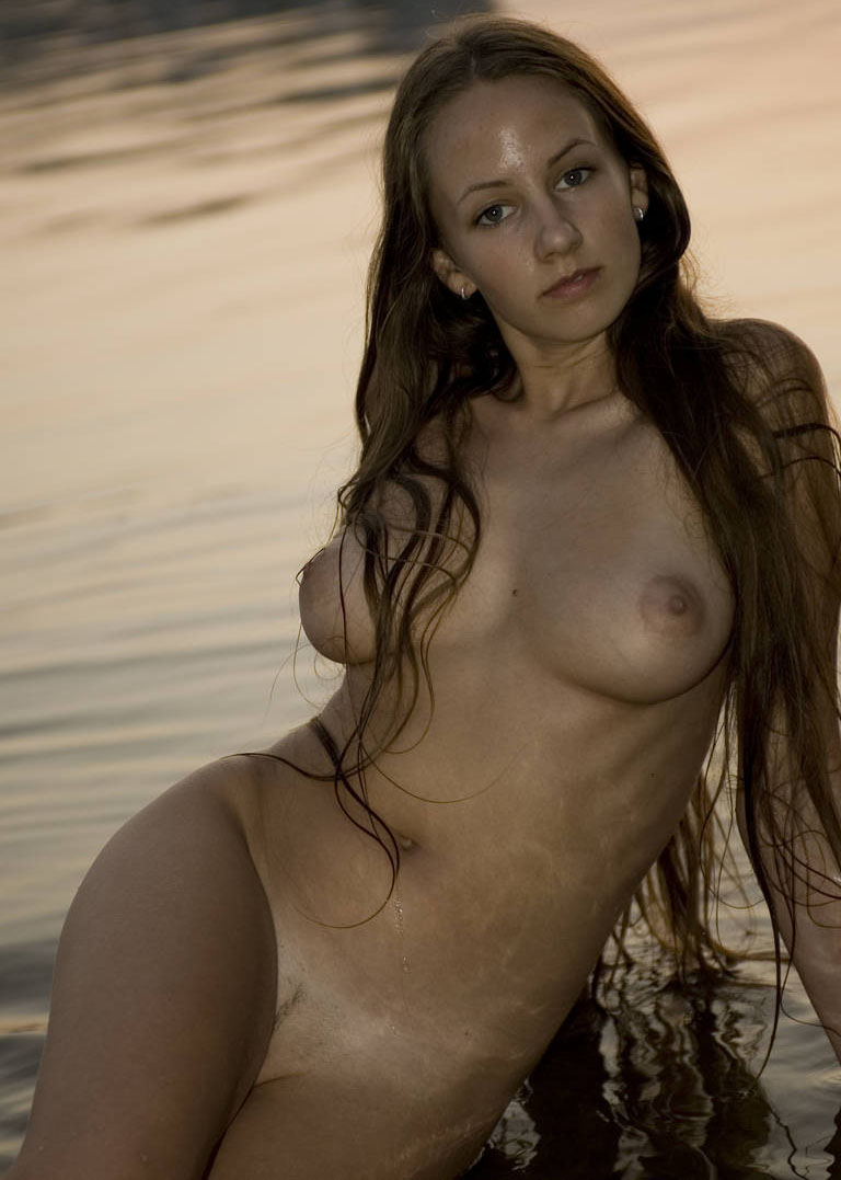 Sweet Amateur Teen With Big Boobs Outdoors  Russian Sexy -4885