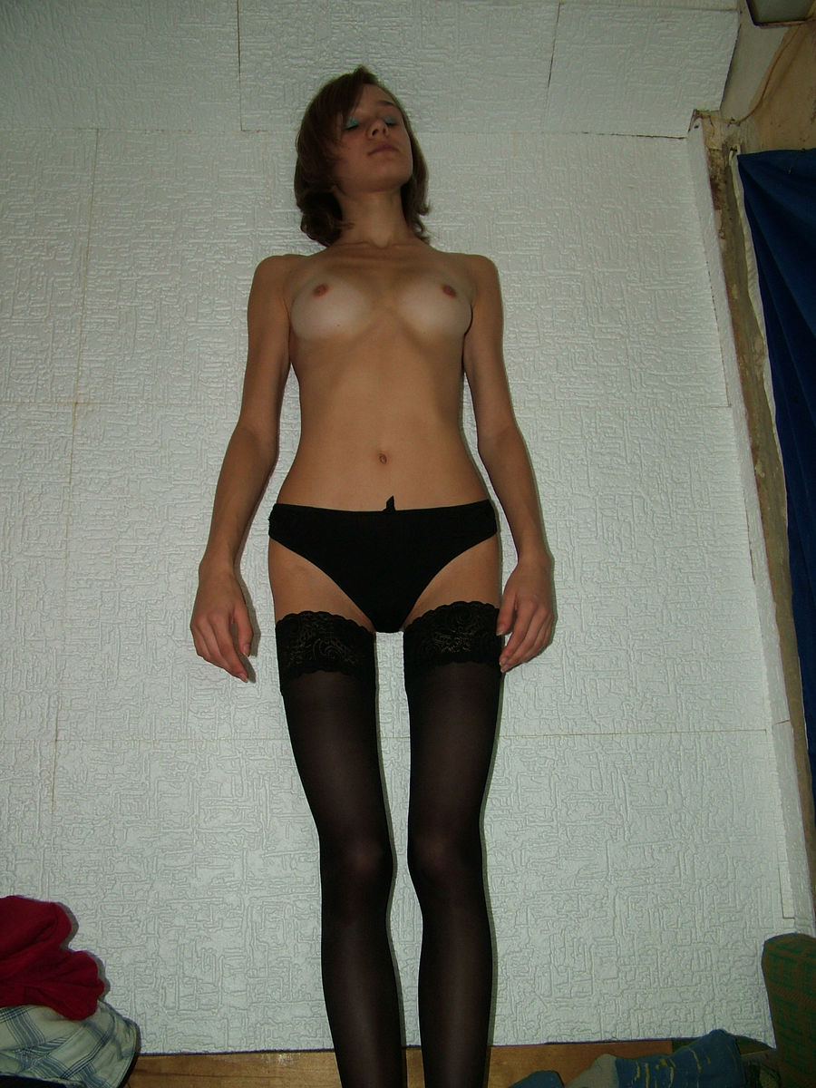 Amazing Russian Teen Has Ideal Big Boobs  Russian Sexy Girls-8441