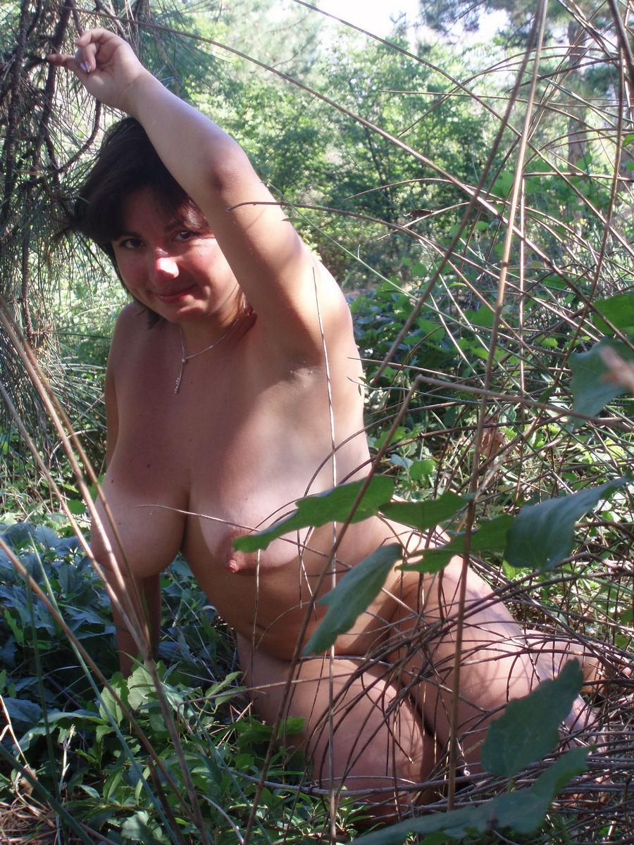 Old wife big tits