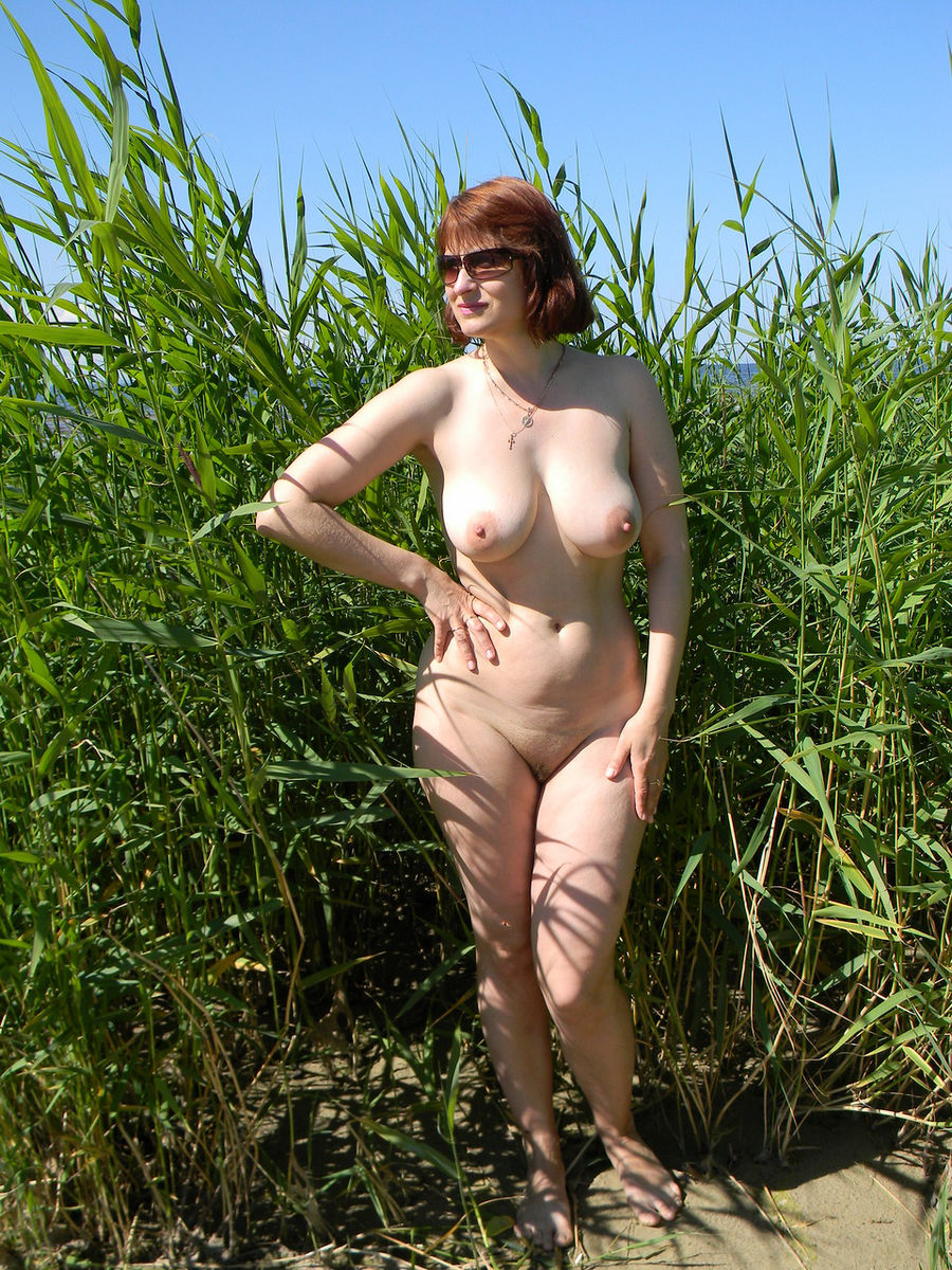 Are russian mature wife boobs outdoors ready help