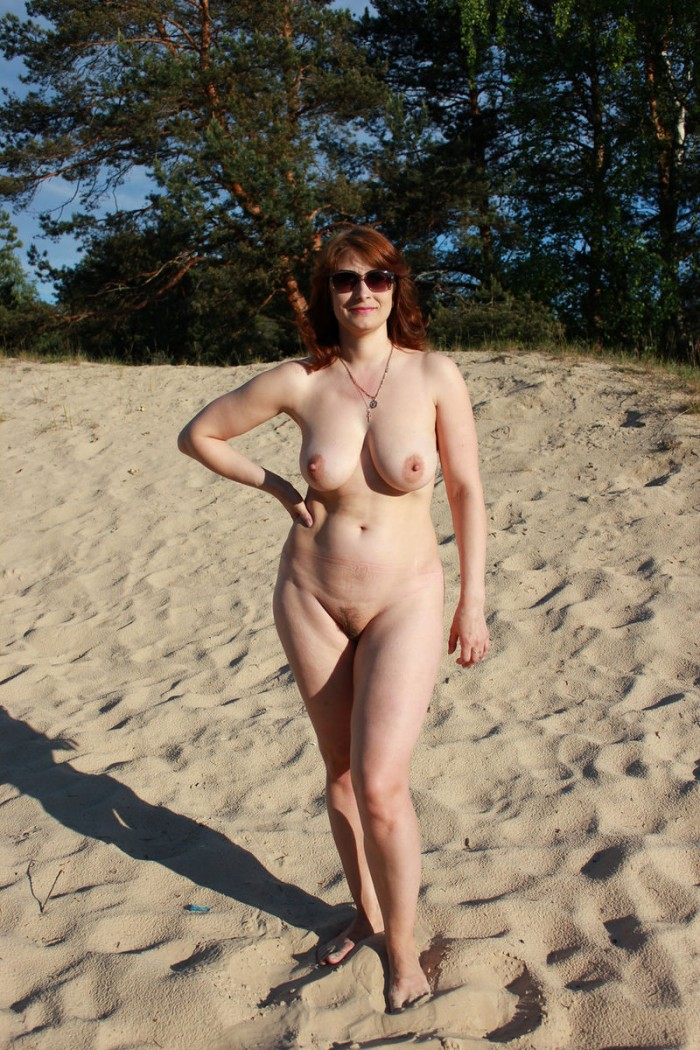 Think, that Huge old granny naked outdoors are also