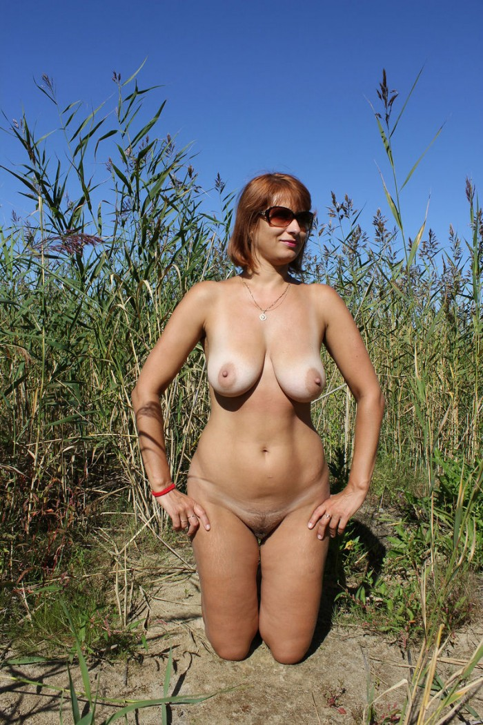 Understand mature wife nude outdoors