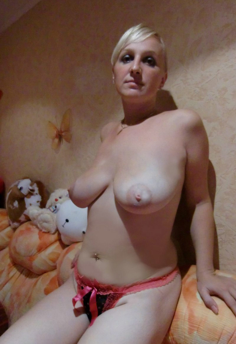 Russian Big Tits Mother