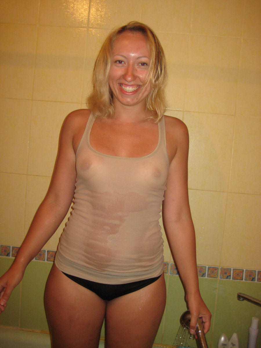 Teen babes in wet t shirts