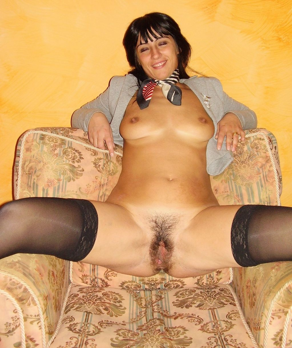 mature hairy russian woman