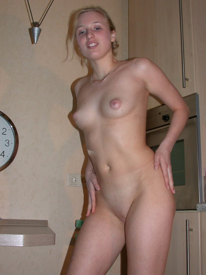 The house naked young girls — 5