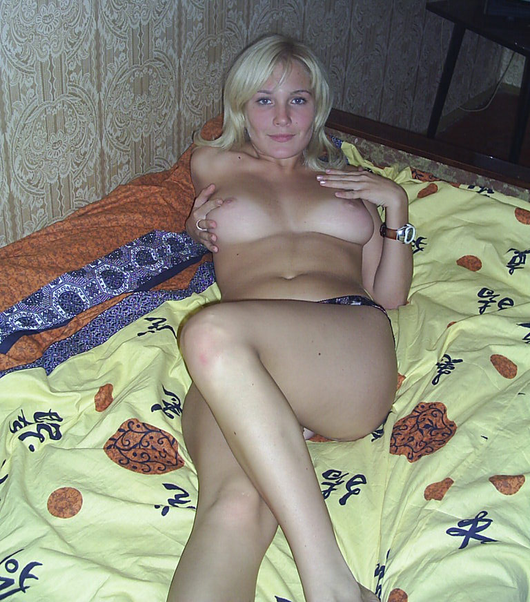 American Blonde Big Tits