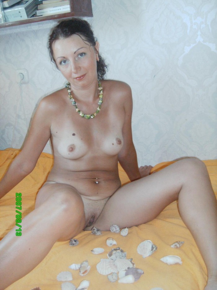 Russian milf photo