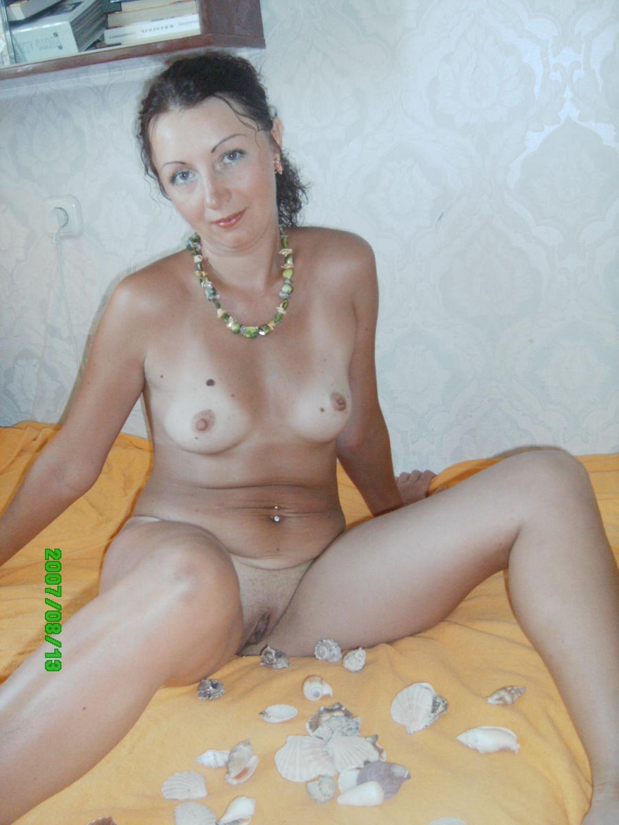 Russian mature home photo