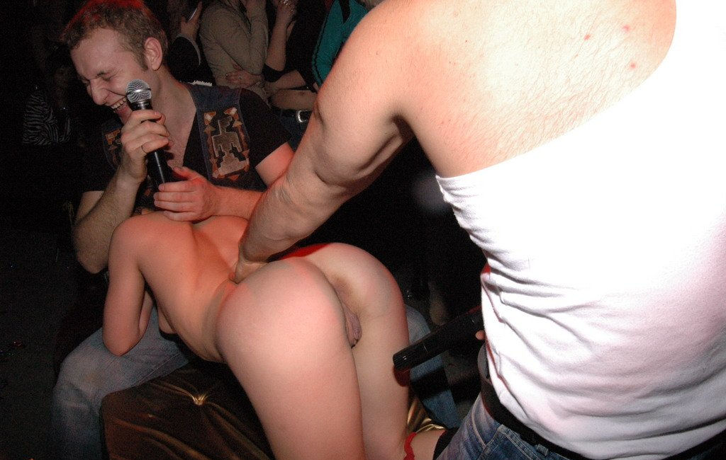 Crazy Party With Naked Drunked Russian Girls S