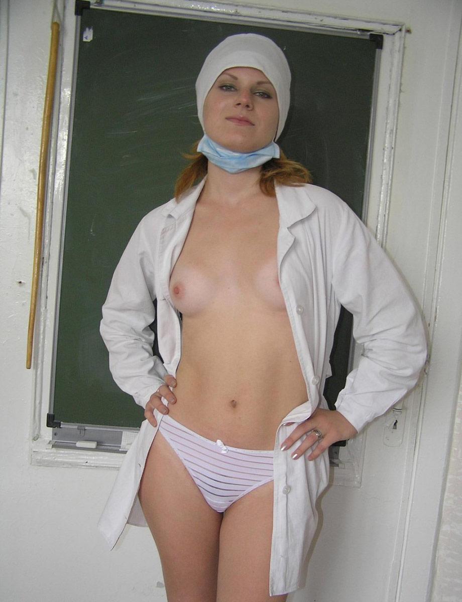 Что у медсестры под юбкой 5 фотография
