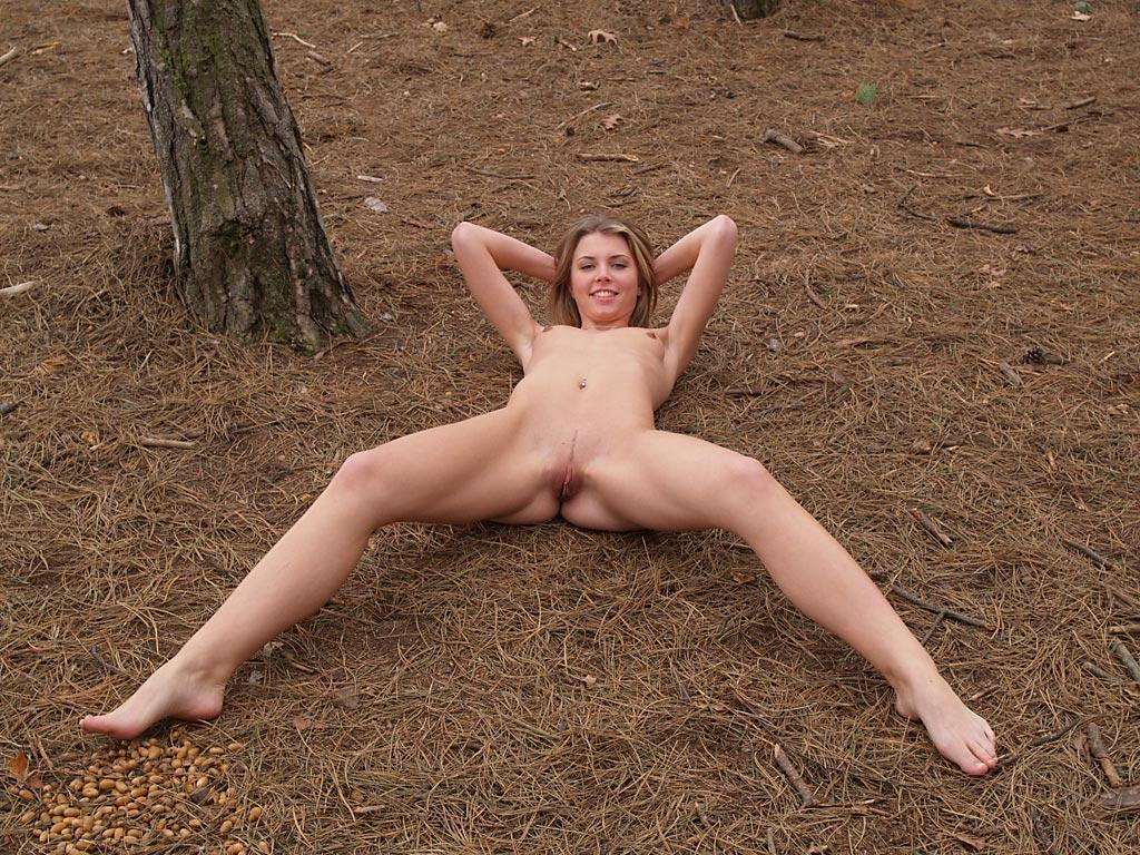 dirty naked country girl