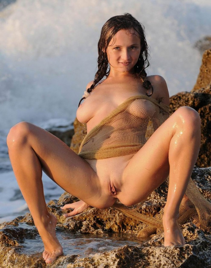 Wild bitch nude beach