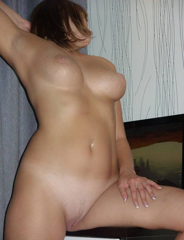 Big boobs shaved