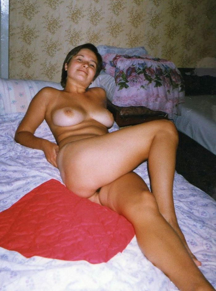 Big titties and hairy pussy