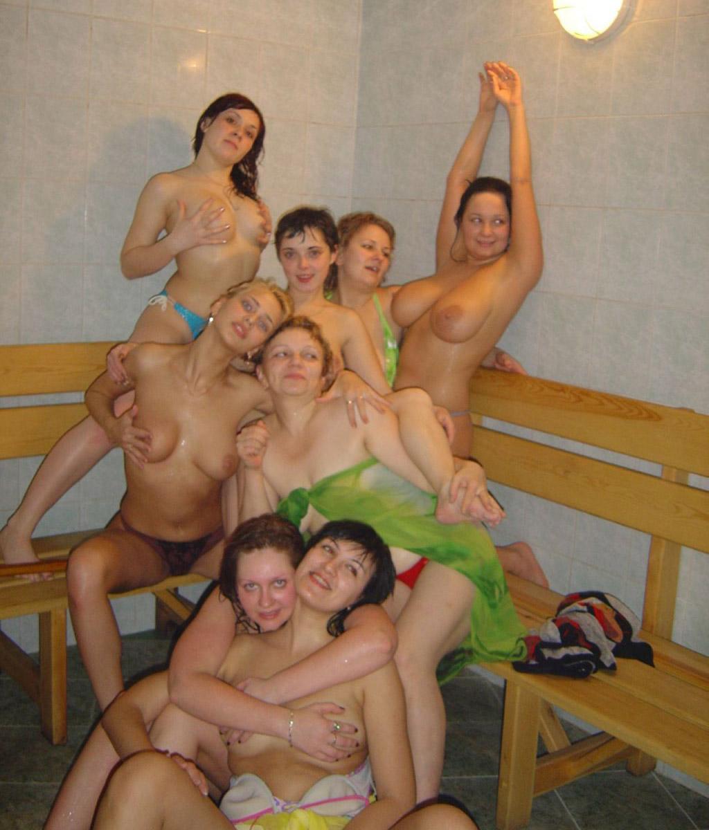 Фото волосатых нудисток в бане фото 690-84