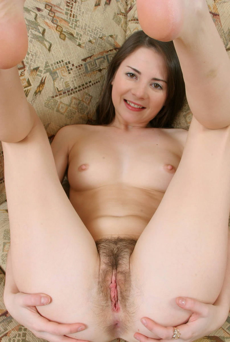 gymnast on dildo