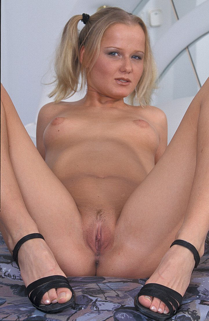 Asian man blonde girl