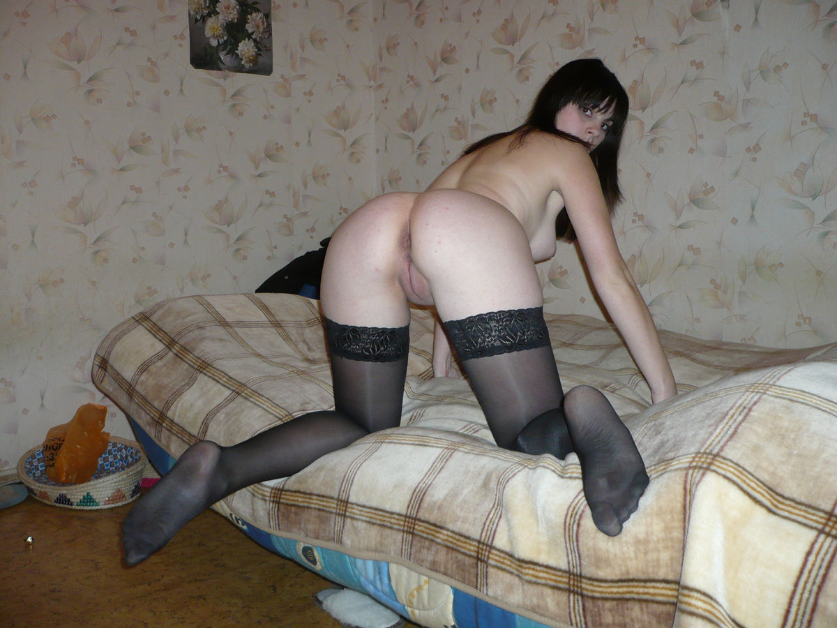 videos of young sexy girls in stockings naked