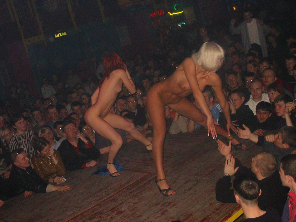 strippers show