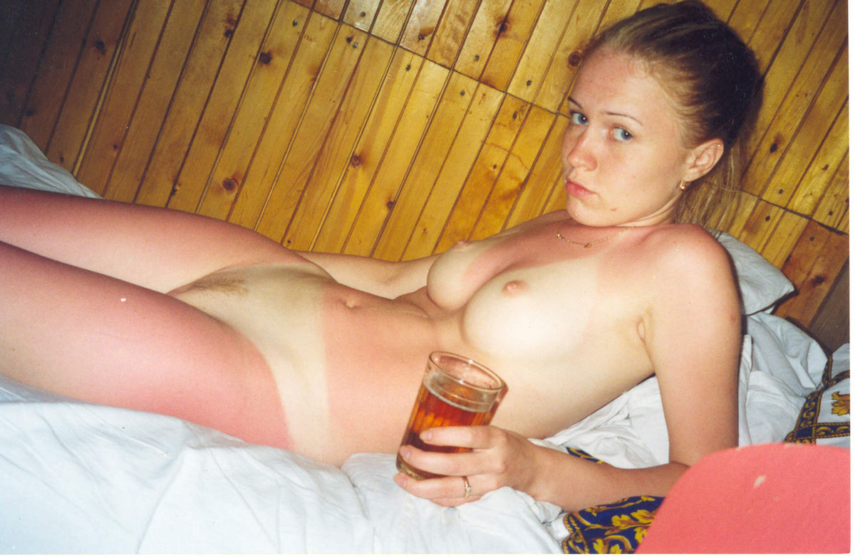 Tanlines miss junior nudist idea